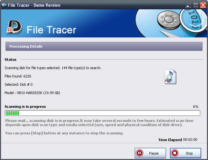 Disk Doctors Windows Data Recovery