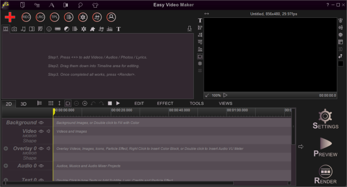 Download Easy Video Maker - free - latest version