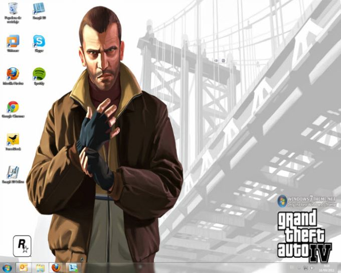 Tema de Grand Theft Auto