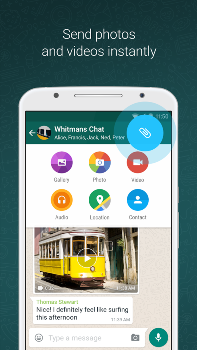 Whatsapp Messenger For Android Download