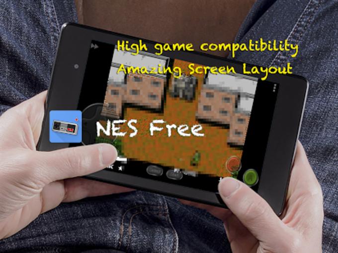 Emulator for NES Free Game EMU