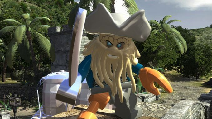 LEGO?« Pirates of the Caribbean The Video Game