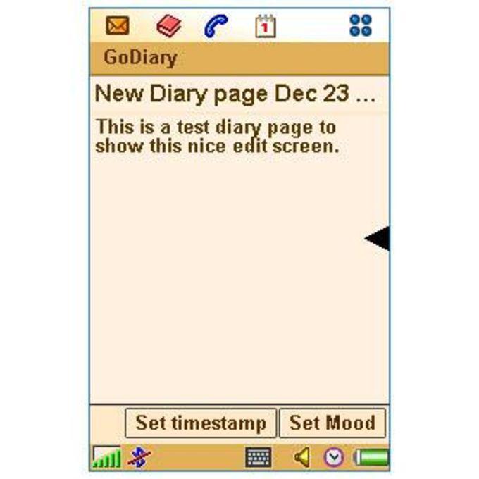Go-Diary