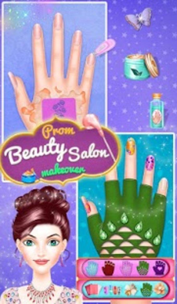 Prom Beauty Salon Makeover