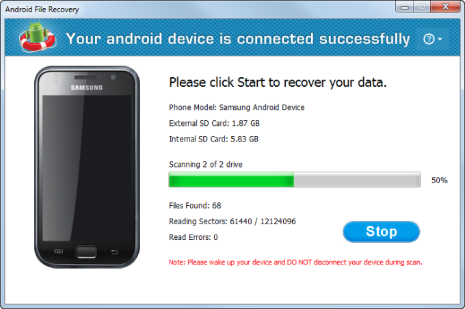 Android File Recovery