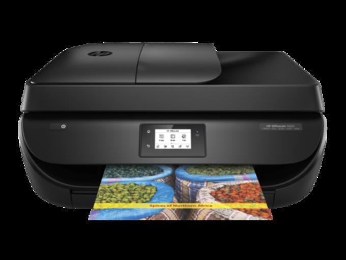 Hp Officejet 4652 Printer Drivers Download