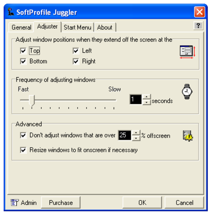 SoftProfile Juggler