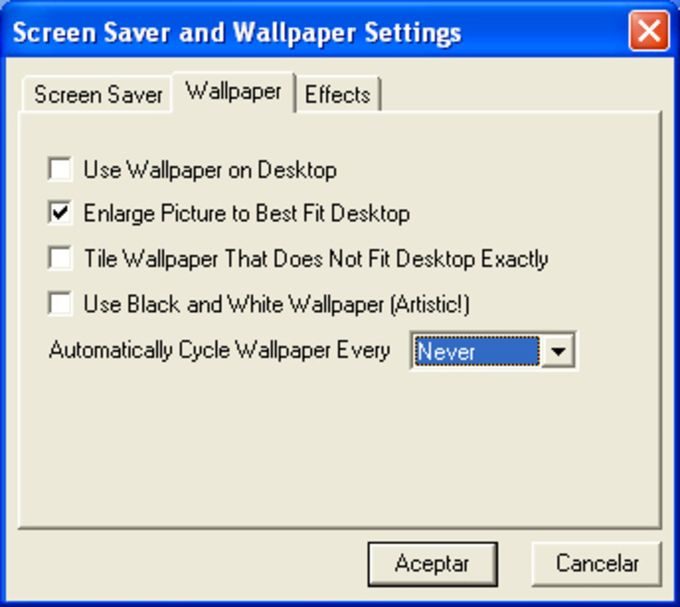 Donald Duck & Goofy Screen Saver