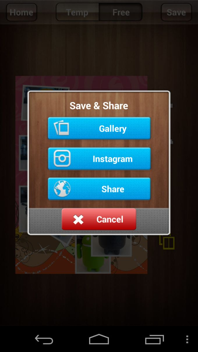 InstaPicFrame for Instagram for Android - Download