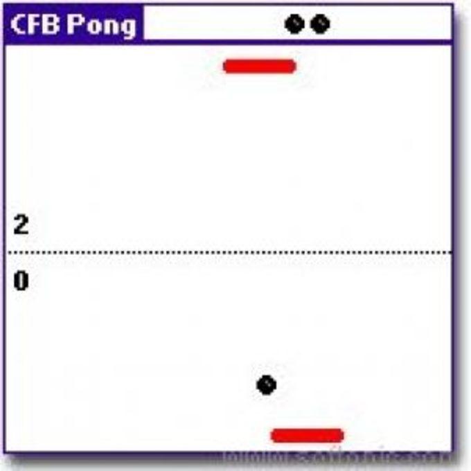 CFB Pong