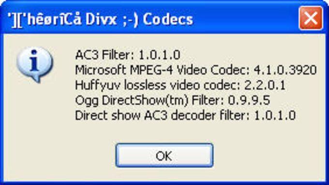 The Codecs