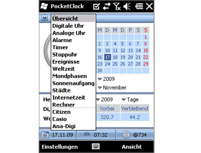 PocketClock