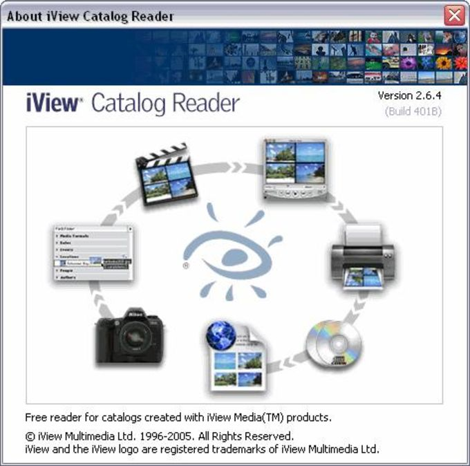 iView Catalog Reader