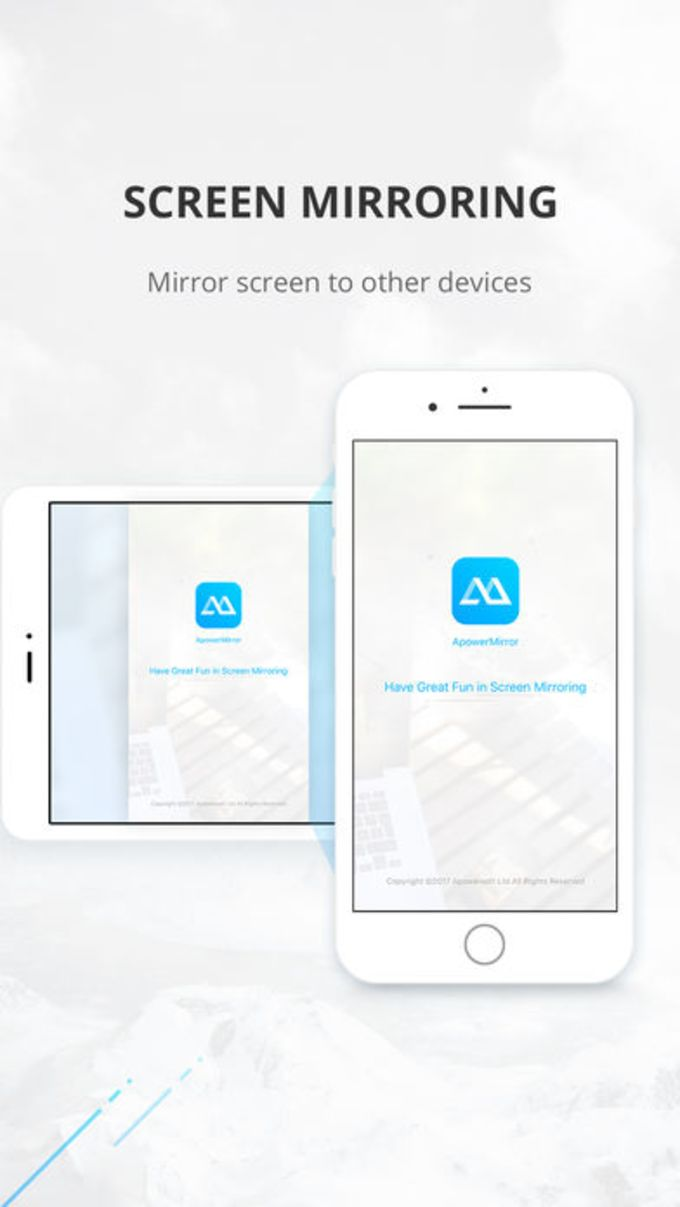 ApowerMirror - Mirror&Reflect
