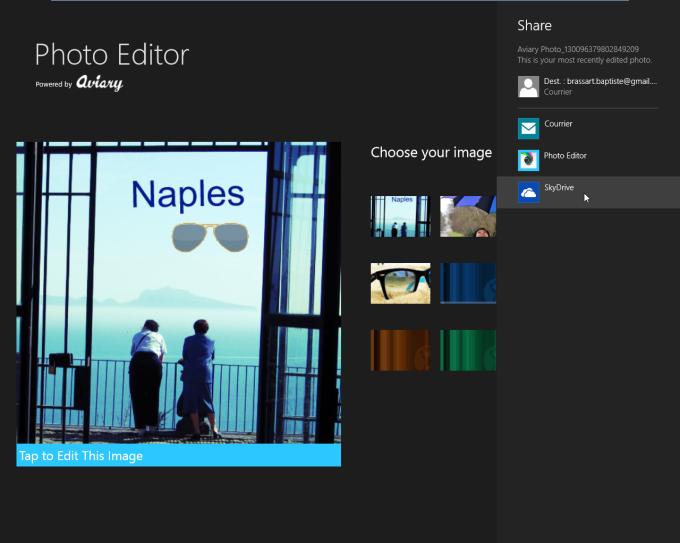 Photo Editor pour Windows 10