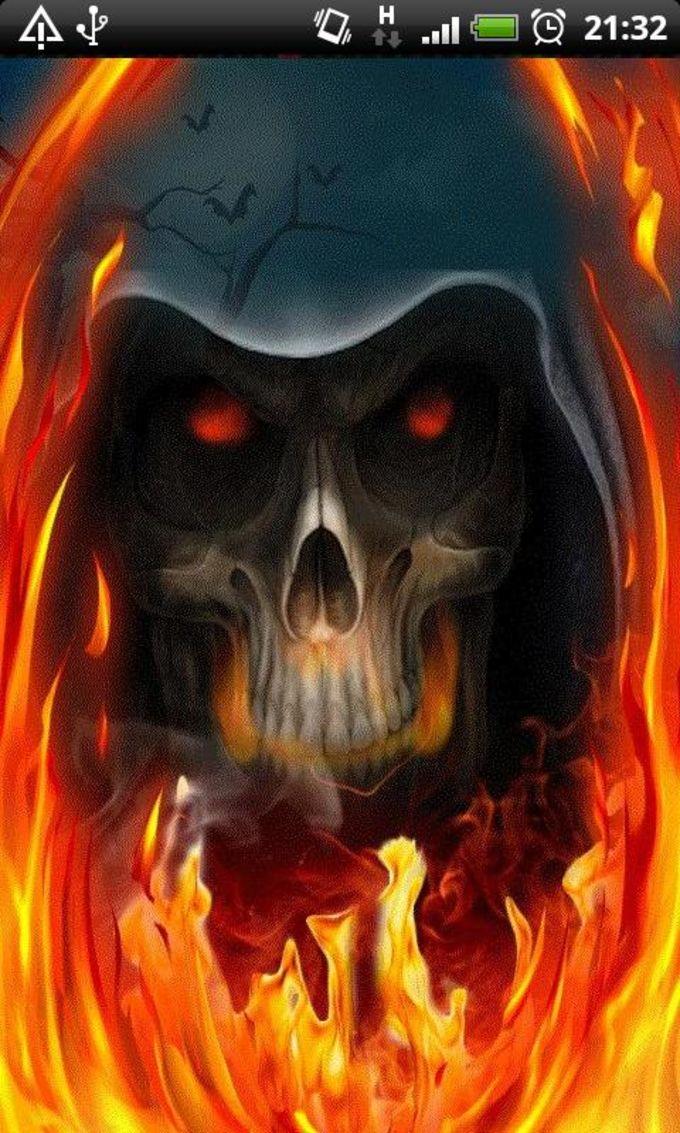 Grim Reaper Fire Starter LWP