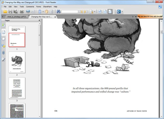 Foxit PDF Reader Portable