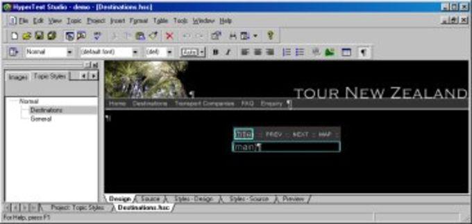 Hypertext Studio