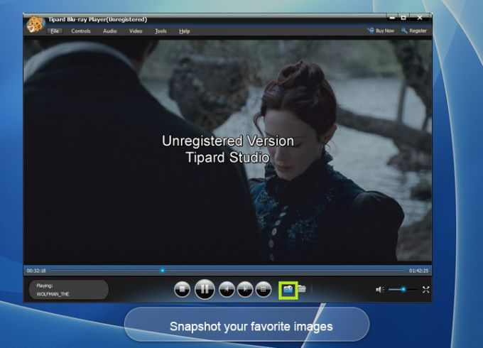 Tipard Blu-ray Player Software
