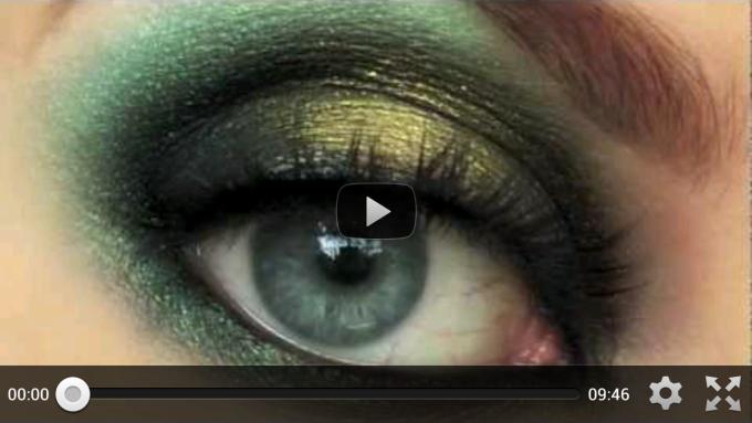 Eye Shadow Makeup Tutorials