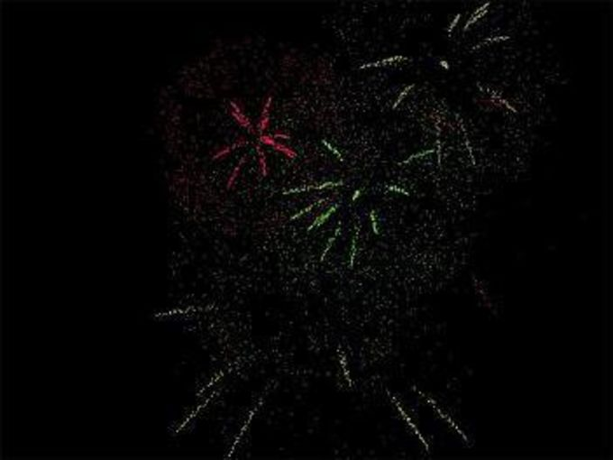 FlaredanceFirework  Screensaver