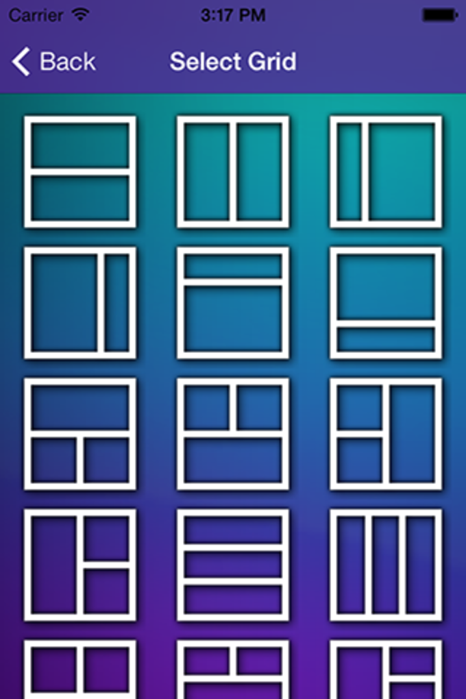 Photo Grid Frame Maker