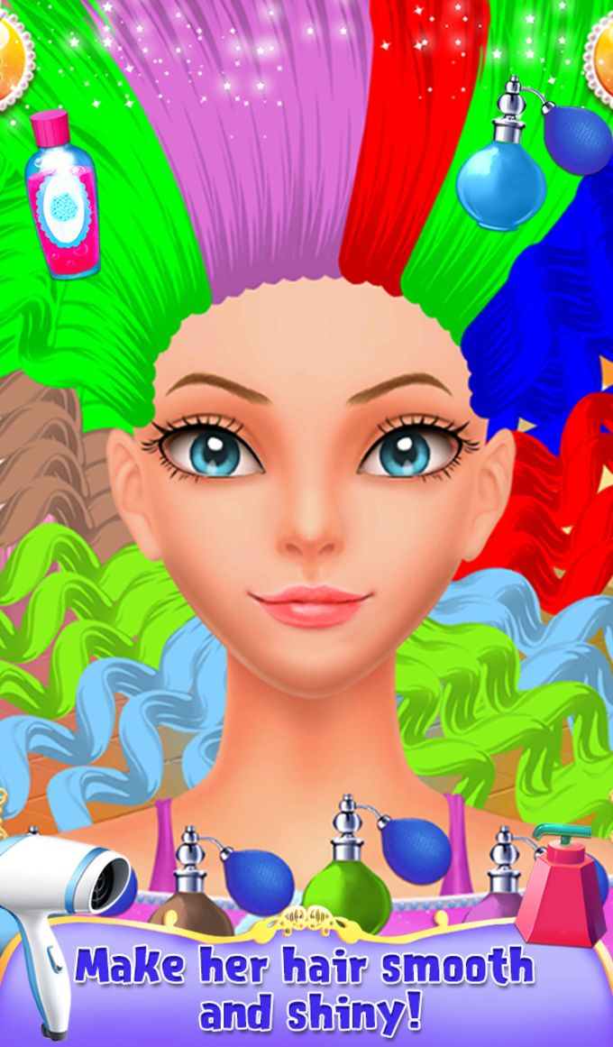 Glam Princess Fashion Salon