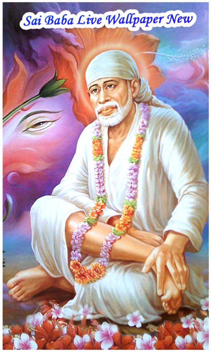Sai Baba Live Wallpaper New