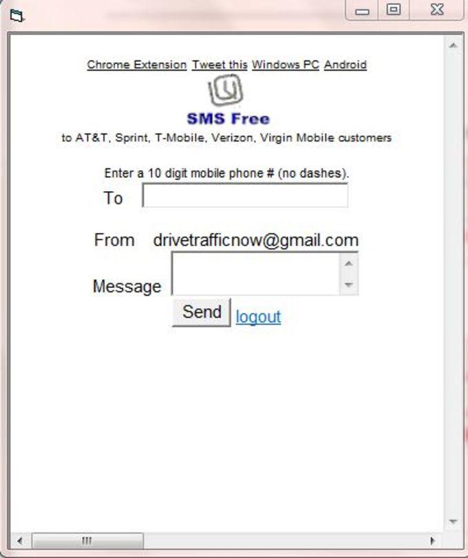 SMS Free Send