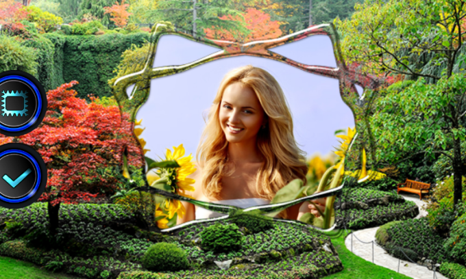 Beautiful Nature Photo Frames