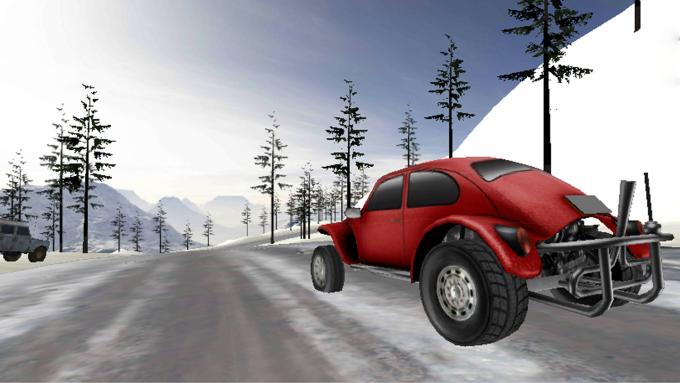 Off-Road Racer 3D game