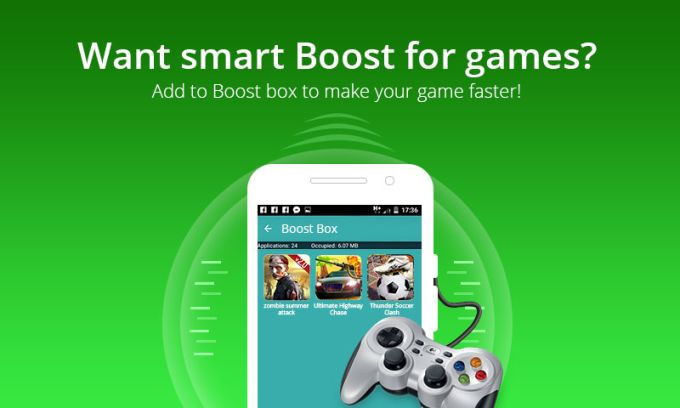 Fast Phone Booster and Cleaner