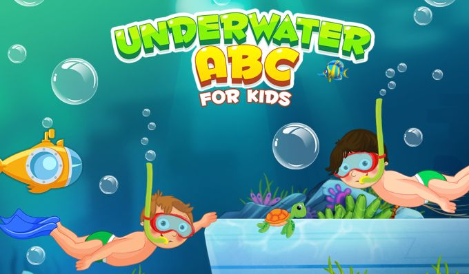 Underwater ABC For Kids
