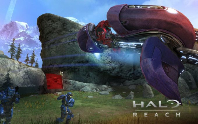 Halo Theme: Reach