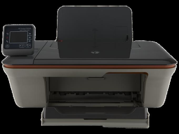 HP Deskjet 3054A e-All-in-One Printer drivers