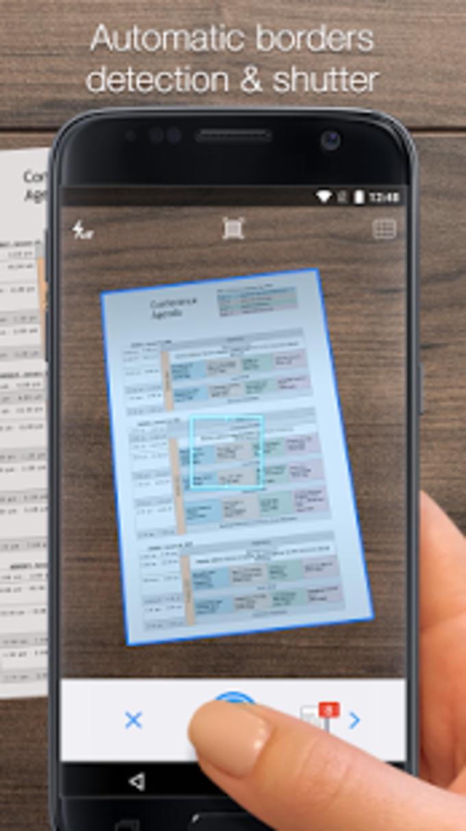 iScanner: PDF Scanner App Free