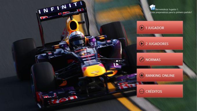 Fórmula 1 para Windows 10