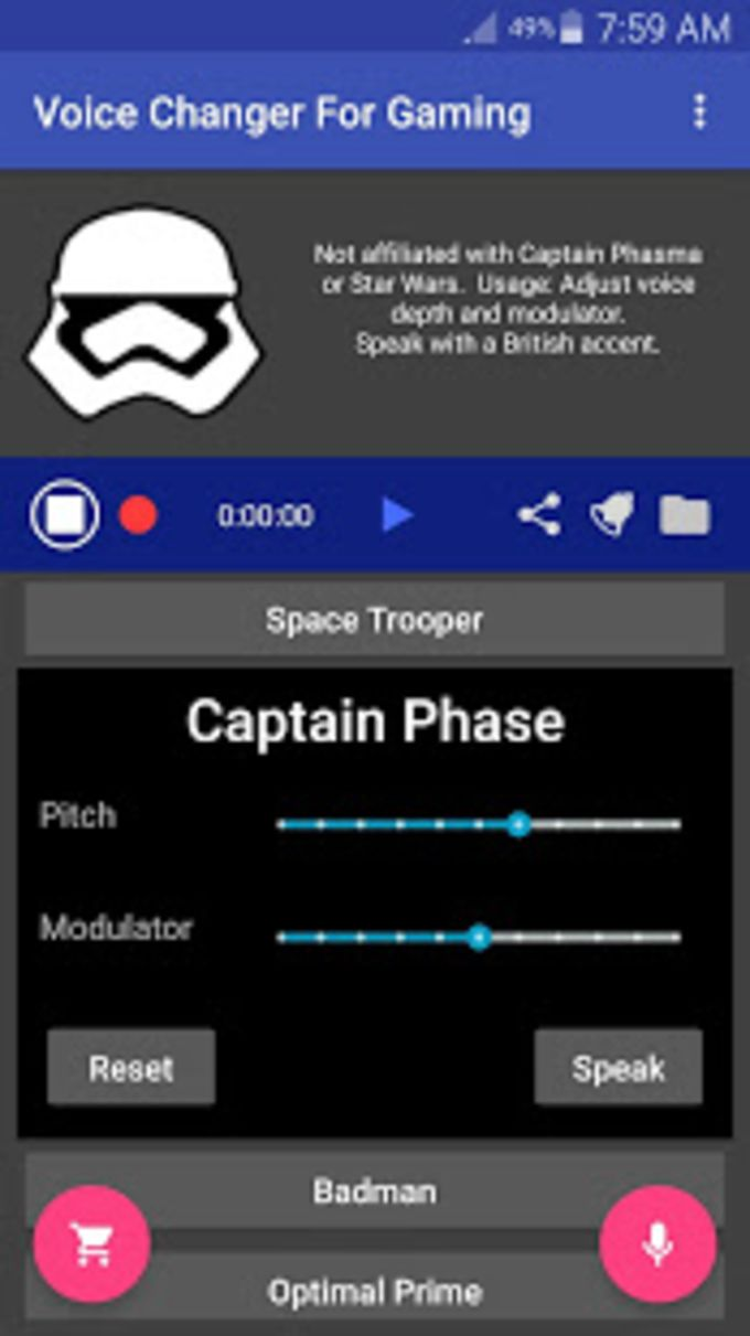 Voice changer for xbox download free