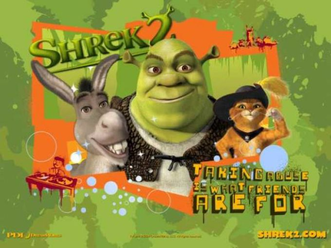 Shrek II Theme