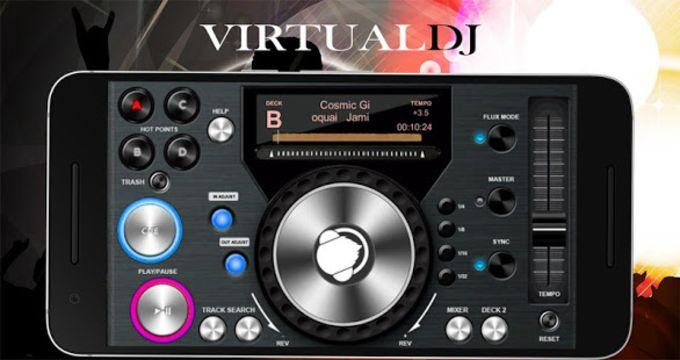 Virtual DJ Mixer 8 Djing Song Mixer  Controller