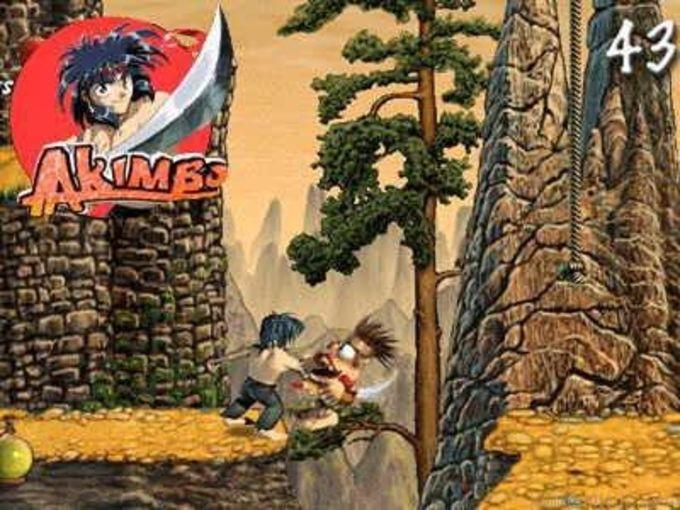 Akimbo: Kung-Fu Hero Demo