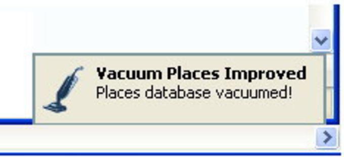 Vacuum Places Improved