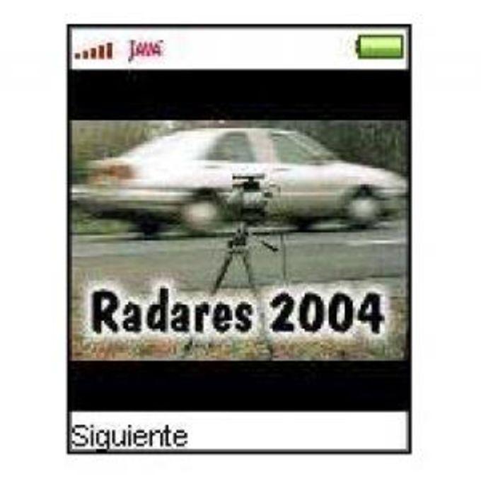 Radares 2004