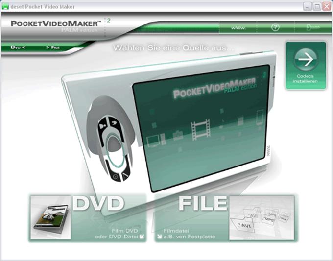 deset Pocket Video Maker