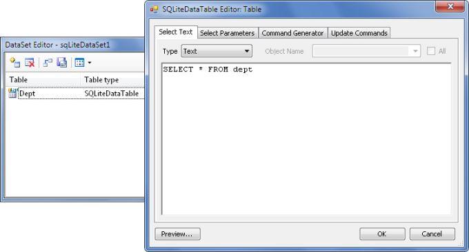 dbExpress Driver for SQLite