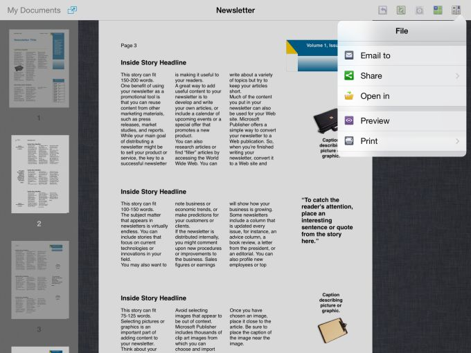 Publisher Expert - Microsoft Publisher Edition