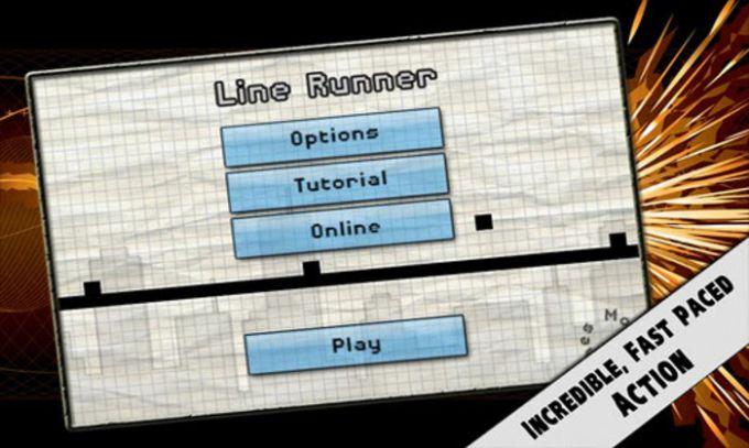 Line Runner +