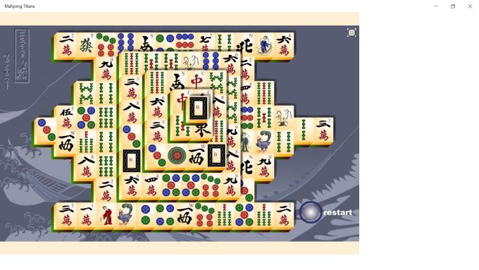 mahjong titans تحميل لعبة