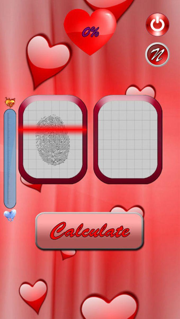 My love calculator test