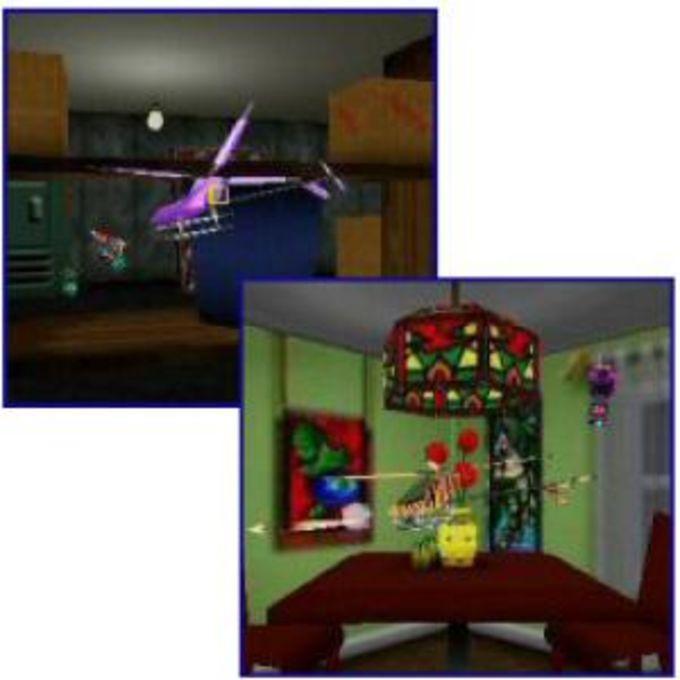 OmniGSoft - 3D Chopper Fight
